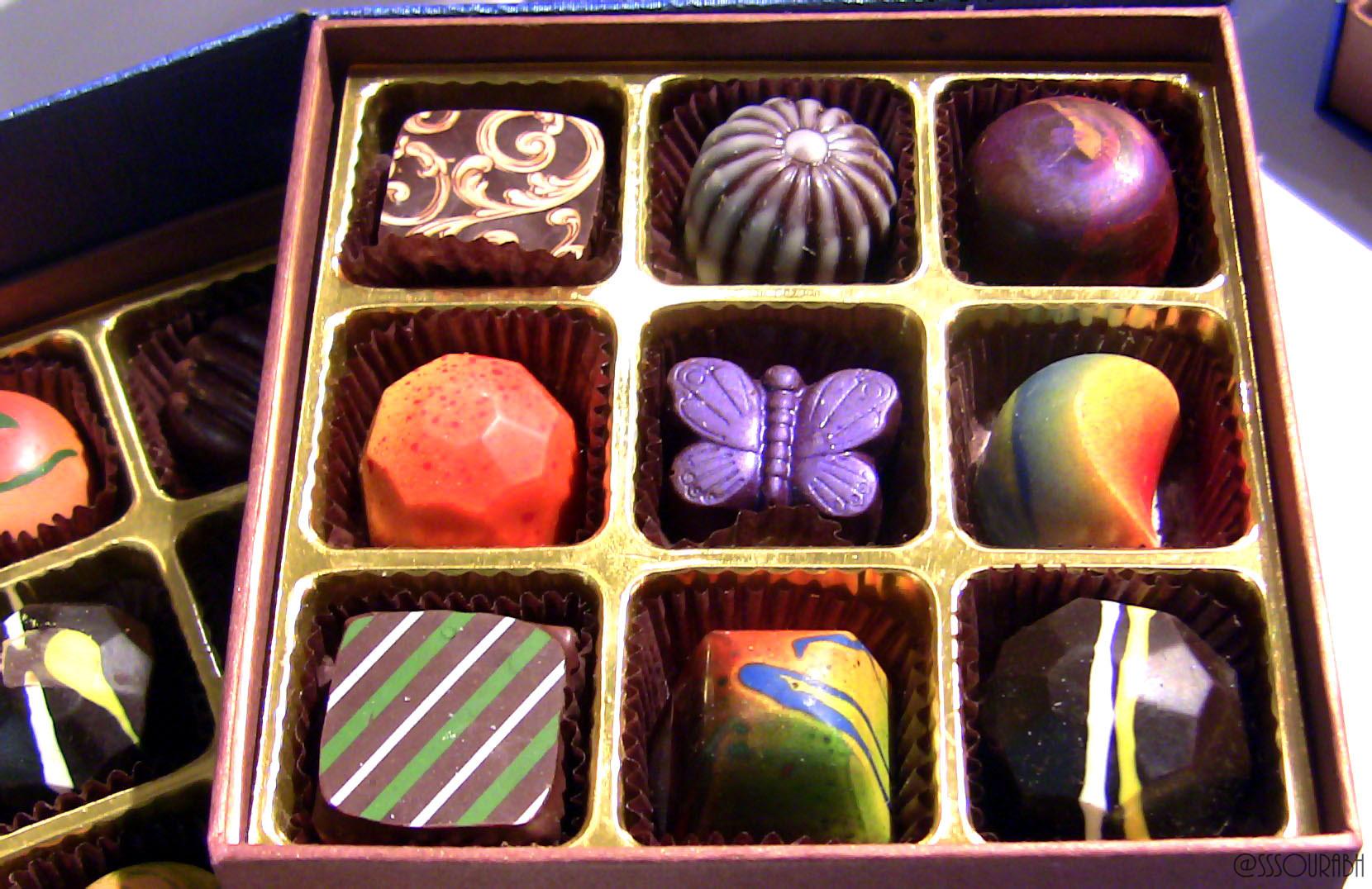 Chocolate Devotion | 3FS Lifestyle: Food Fashion Frameworks