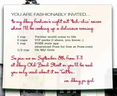 dkny invite @sssourabh
