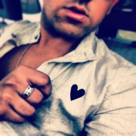 heart @sssourabh