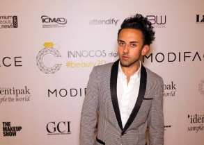 joey malouf beauty20 awards red carpet @sssourabh