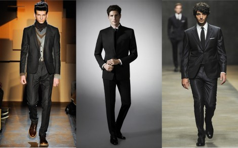 The Black Suit… with a Twist   3FS Lifestyle: Food Fashion Frameworks