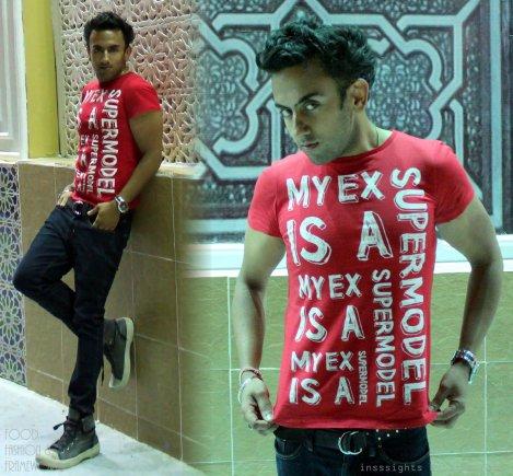 tee lookbook menswear @sssourabh