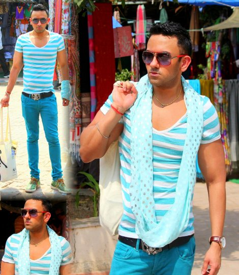 tee lookbook menswear @sssourabh