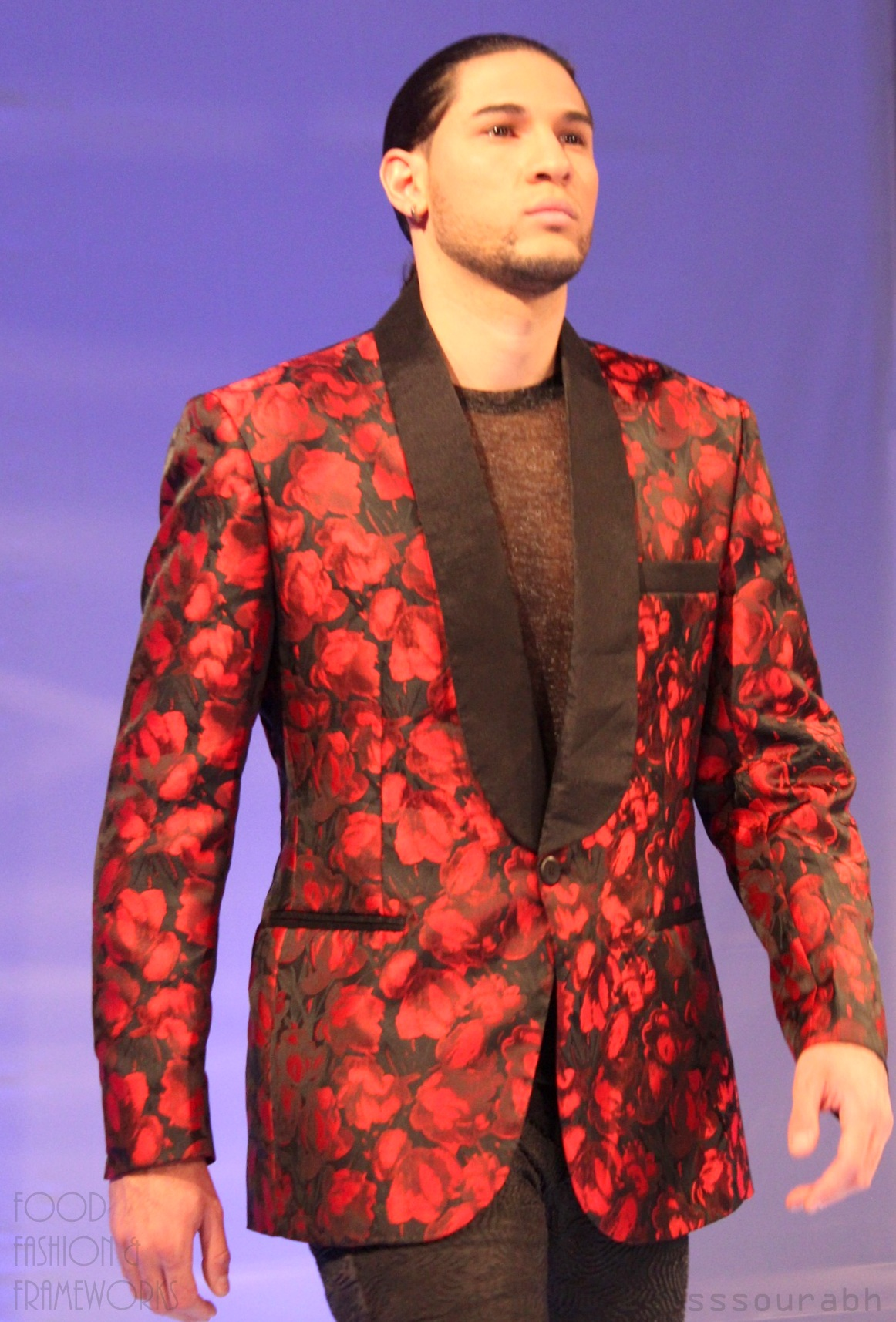 Sparkling Midnight Menswear at New York Fashion Week | 3FS ...