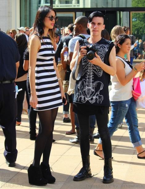 fashion #nyfw @sssourabh