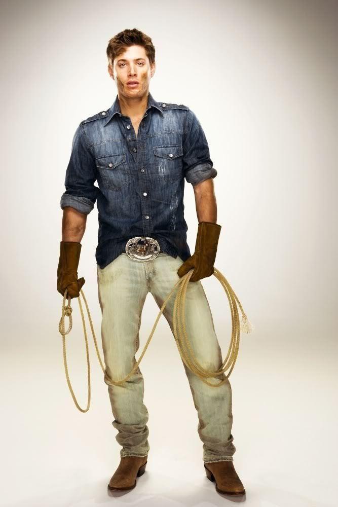 Modern cowboy attire for female - photo#2
