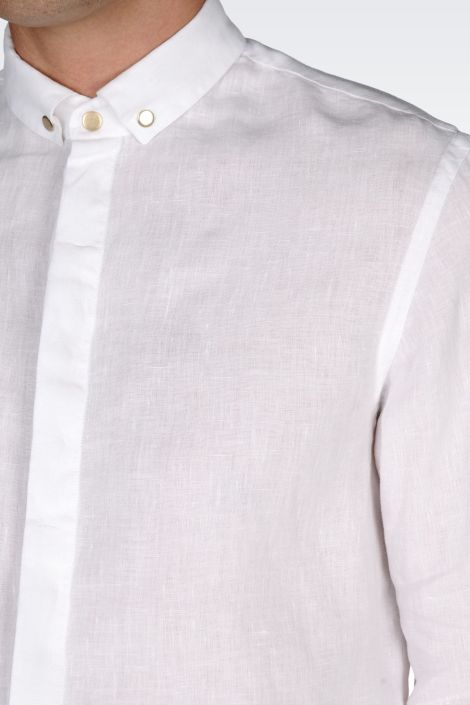 white shirt menswear @sssourabh