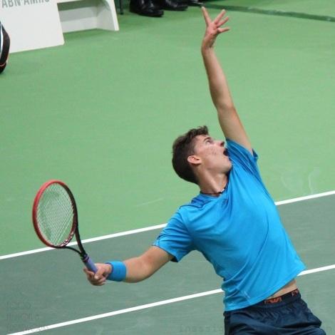 murray thiem tennis rotterdam @sssourabh