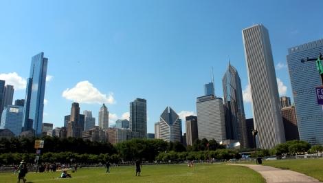 taste of chicago 2014 @sssourabh