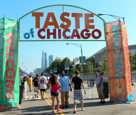 taste of chicago 2014 @sssourabh