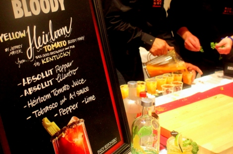 nycwff chopped food network bloody mary @sssourabh