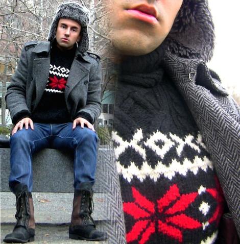 menswear sweater fashion @sssourabh