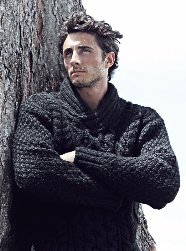 5 Sweater Styles for Men of the Polar Vortex | 3FS Lifestyle: Food ...