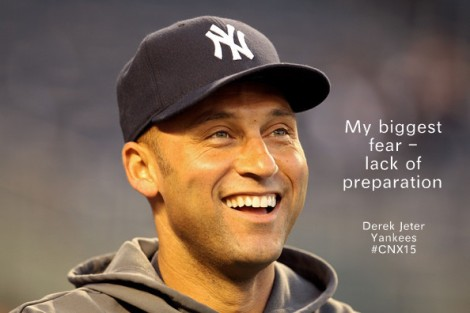 derek jeter salesforce cnx15 @sssourabh