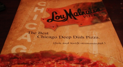 lou malnatis pizza chicago @sssourabh