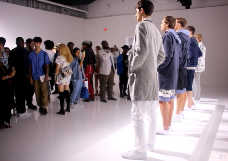 baartmans and siegel capsule show new york fashion week mens nyfwm @sssourabh