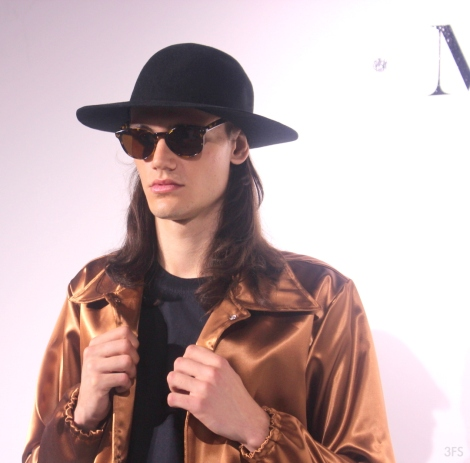 maiden noir capsule show new york fashion week mens nyfwm @sssourabh