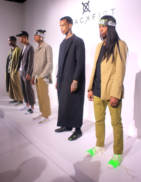 blackfist capsule show new york fashion week mens nyfwm @sssourabh