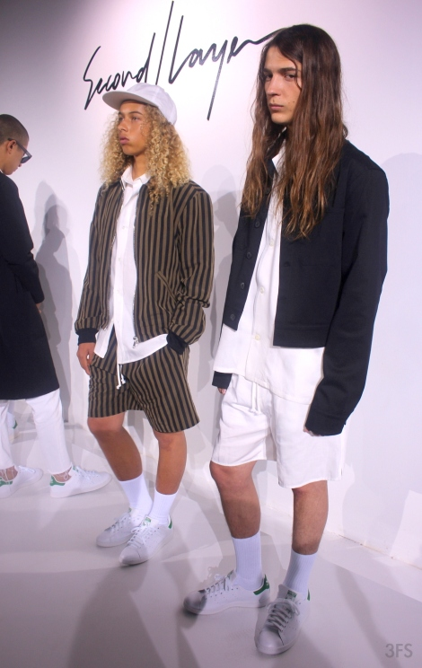 second layer capsule show new york fashion week mens nyfwm @sssourabh
