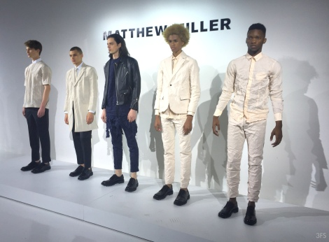 matthew miller show new york fashion week mens nyfwm @sssourabh