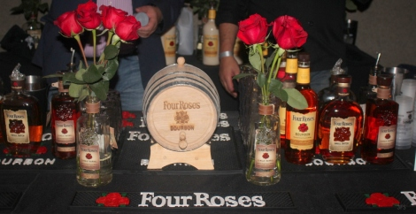 four roses bourbon dominique ansel desserts new york nycwff @sssourabh