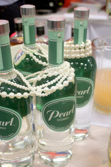 nycwff grand tasting cucumber pearl vodka @sssourabh