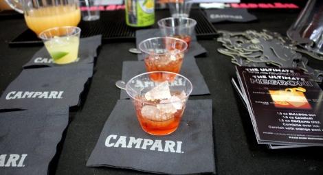 nycwff grand tasting campari negroni @sssourabh