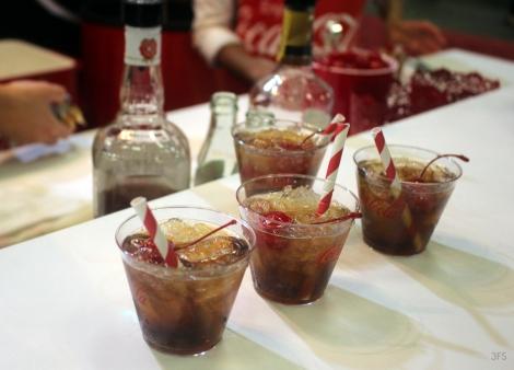 nycwff grand tasting coca cola @sssourabh