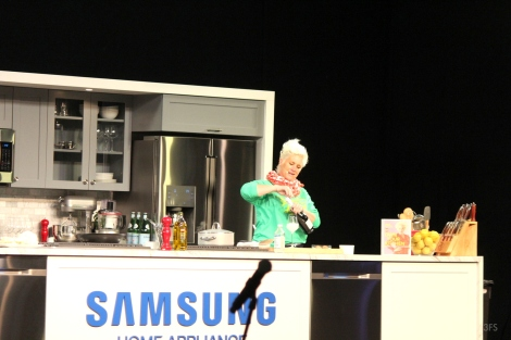 nycwff grand tasting anne burrell @sssourabh