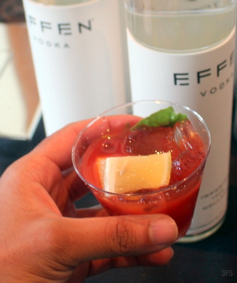 bloody mary food network chopped nycwff @sssourabh