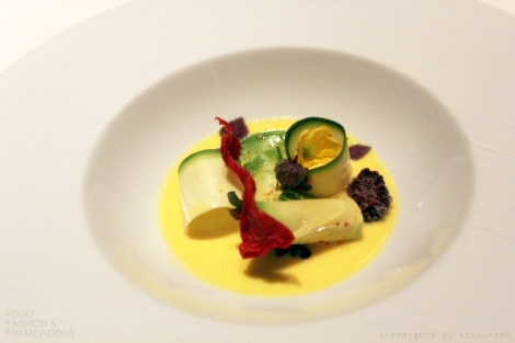 sixteen chicago michelin star @sssourabh