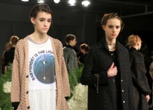 nyfw new york fashion week babyghost made by milk milkmedia @sssourabh