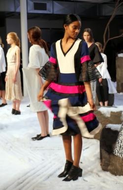 nyfw new york fashion week charles youssef made by milk milkmedia @sssourabh