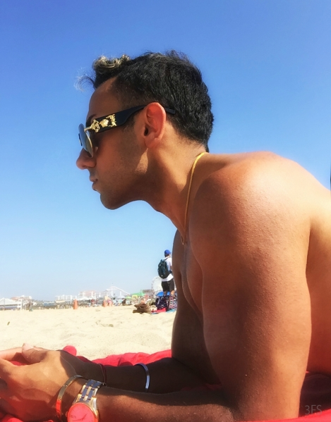 viceroy santa monica food beach los angeles travel @sssourabh