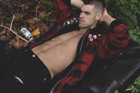mens fashion magazine chad white supermodel menswear fitness milan vukmirovik @sssourabh