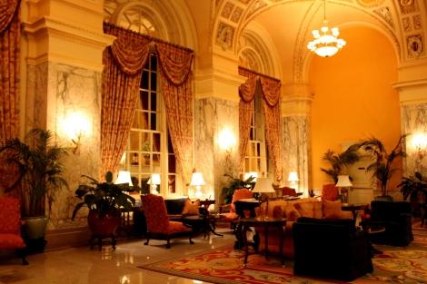 hermitage hotel capitol grille nashville food luxury hotel @sssourabh
