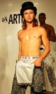 artistix jeans andy hilfiger menswear nyfw nyfwm ss17 @sssourabh