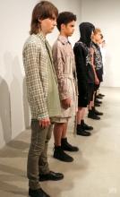 kenneth ning new york fashion week mens nyfwm menswear @sssourabh