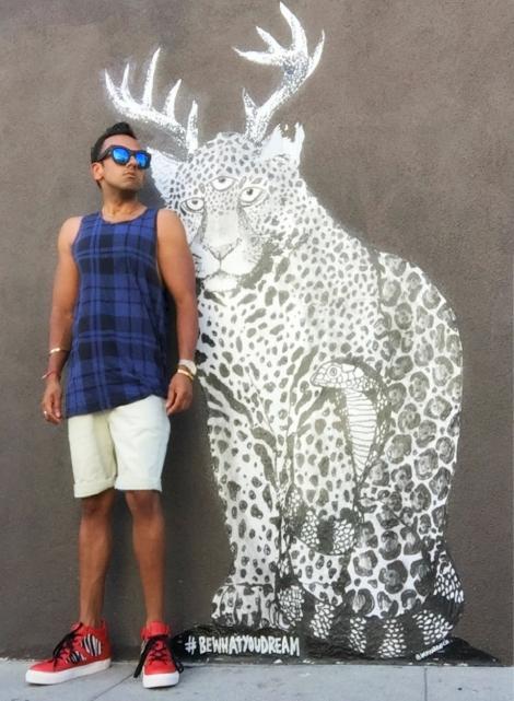menswear lookbook roberto cavalli giorgio brutini diesel zebra slshotel sls beverly hills mensfashion fashion @sssourabh