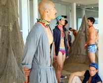 menswear new york fashion week mens fitness underwear benchbody bench body swimwear nyfwm @sssourabh