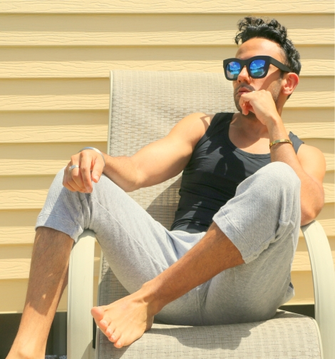 menswear editorial mens fashion tani underwear fitness sunglasses loungewear @sssourabh