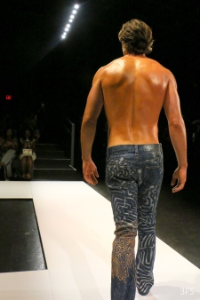 johny dar jeans for refugees new york nyfw ss17 @sssourabh