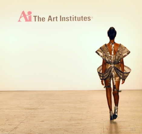 the art institutes new york fashion week nyfw ss17 @sssourabh