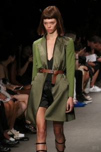 vivienne hu new york fashion week nyfw ss17 @sssourabh