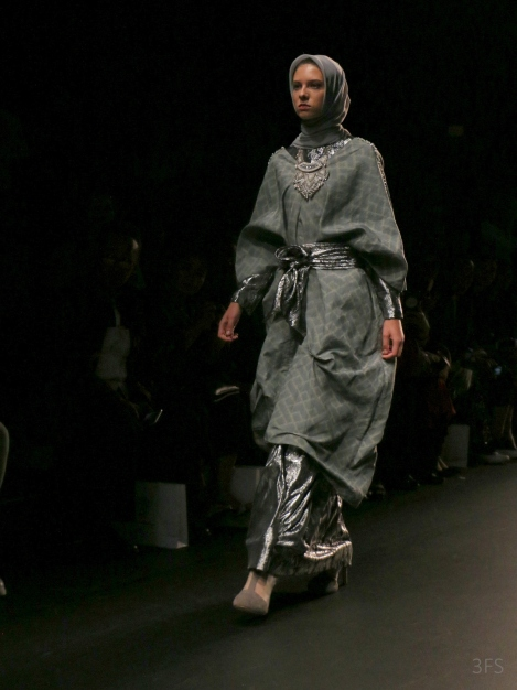 Anniesa Hasibuan nyfw new york fashion week hijab fashion runway womenswear SS17  @sssourabh