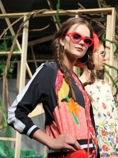 alice and olivia nyfw new york fashion week womenswear alice in wonderland @sssourabh