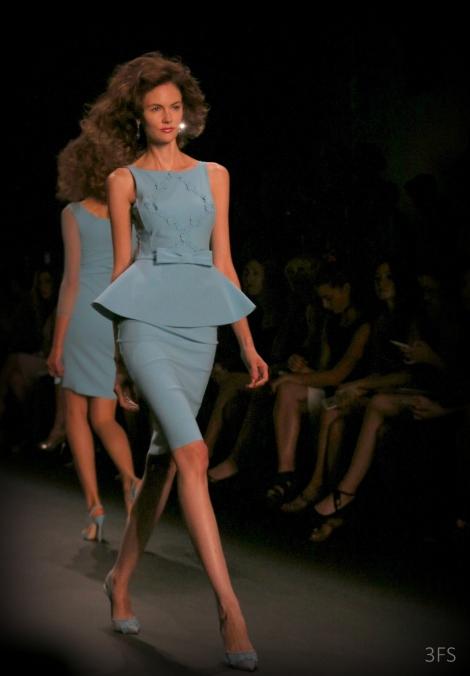 chiara boni la petite robe new york fashion week nyfw ss17 runway   sssourabh ... ab9c7e4704e