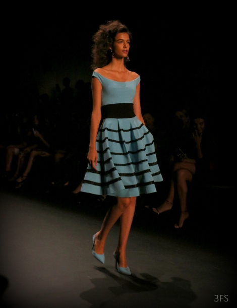 chiara boni la petite robe new york fashion week nyfw ss17 runway @sssourabh