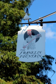franklin fountain ice cream soda philadelphia @sssourabh