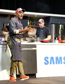 marcus samuelson nycwff no kid hungry wine and food festival new york @sssourabh